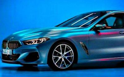 Рассекречен BMW 8-Series Gran Coupe