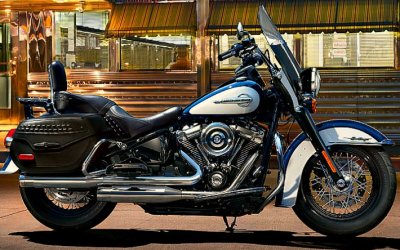 Harley-Davidson отпраздновал юбилей