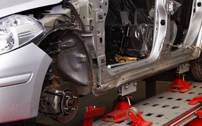 Кузовной ремонт авто при сильных повреждениях – только к профессионалам