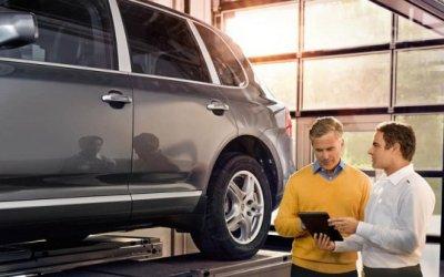 Сертификат на постгарантийное обслуживание + диагностика по 111 пунктам. Простая формула уверенности в своем Porsche.