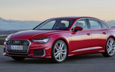 В России стартовал прием заказов на новую модификацию Audi A6 45 TFSI quattro