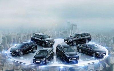 Главный блокбастер лета от Lexus