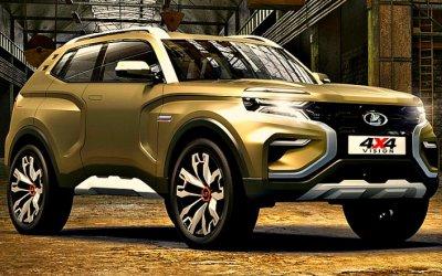 Lada 4×4 нового поколения появится через три года