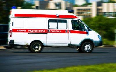 3-летняя девочка пострадала в ДТП с фурой в Омске