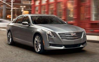 Cadillac CT6 – роскошь, технологичность, надежность, безопасность