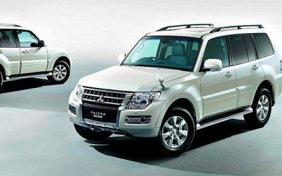 Начаты продажи финальной версии Mitsubishi Pajero