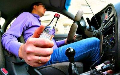 Ужесточена ответственность за пьяное вождение