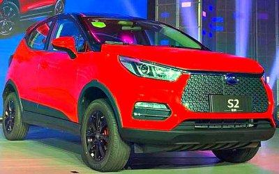 BYD запустил впроизводство новый электромобиль