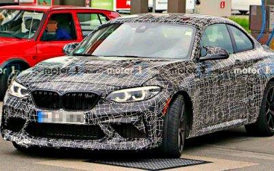 BMW M2 получил особо мощную версиюCS