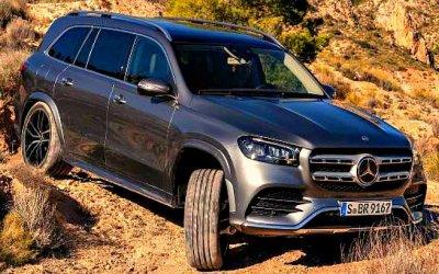 Mercedes-Benz GLS: кроссовер или внедорожник?
