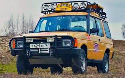 В России найден «миллионник» Land Rover Discovery