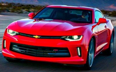 ВРоссии отзывают спорткары Chevrolet