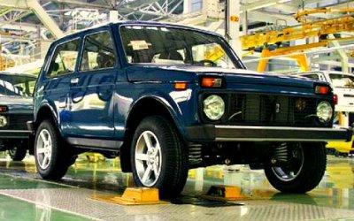 «АвтоВАЗ» улучшил качество окраски Lada 4×4