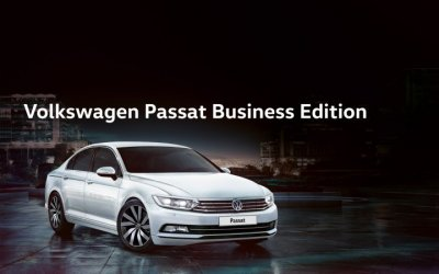 Ограниченная серия Passat Business Edition уже в АВТОРУСЬ