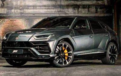Немцы «прокачали» Lamborghini Urus