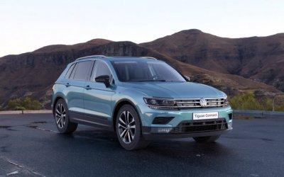 Volkswagen Tiguan Connect: классика и инновации в одном флаконе