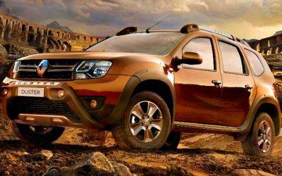 Renault Duster стал российским бестселлером марки