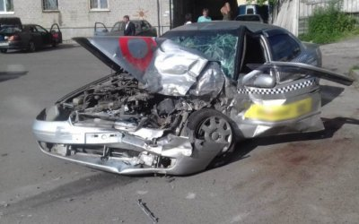 Два человека пострадали в ДТП в Томске