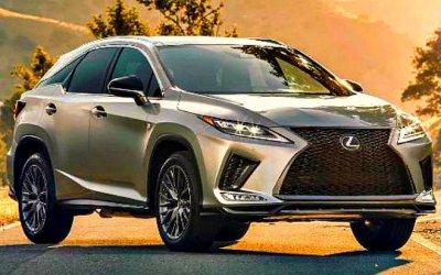 Lexus представил инновационные фары