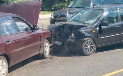 Четыре человека пострадали в ДТП в Орле