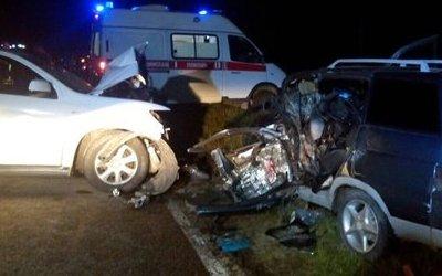 В тройном ДТП в Крыму погиб человек