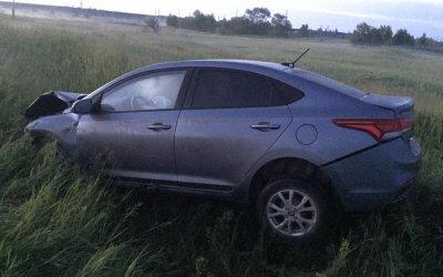 Две женщины погибли в ДТП под Омском