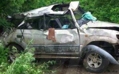 Супруги погибли в ДТП в Дальнегорске