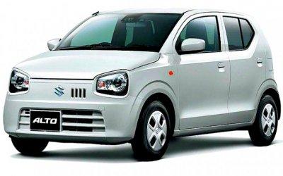 Выпущена юбилейная версия Suzuki Alto