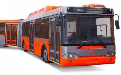 ВСанкт-Петербурге будут испытываться новые автобусы