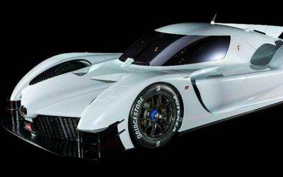Toyota разрабатывает гиперкар