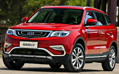ВРоссии упали продажи китайских автомобилей