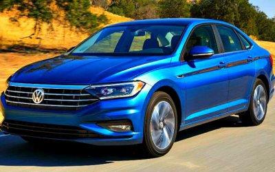Volkswagen Jetta скоро вернётся в Россию