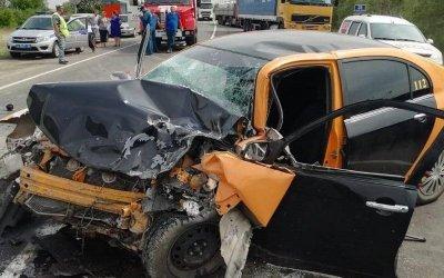 В ДТП с автобусом в Волгоградской области погиб человек