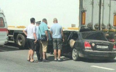 Женщина-водитель погибла в ДТП в Подольске