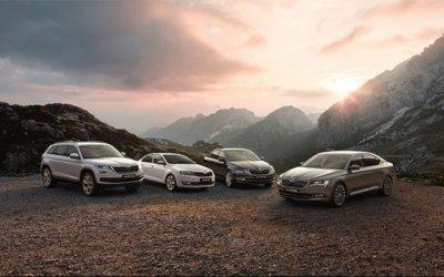 «Автопрага» установила специальные цены при покупке автомобилей Skoda в июне