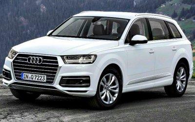 Создана российская спецверсия Audi Q7