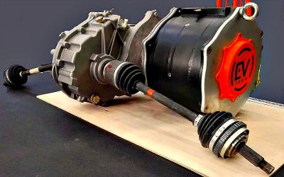 ВРоссии разработаны уникальные агрегаты для электромобилей