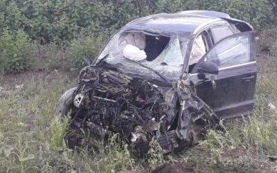 Молодой водитель погиб в ДТП в Тамбовской области