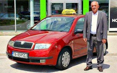 Рекорд для такси: миллион километров без капремонта