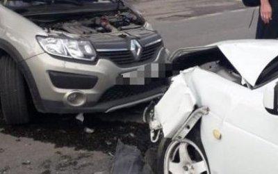 В Казани в ДТП пострадал 8-летний ребенок