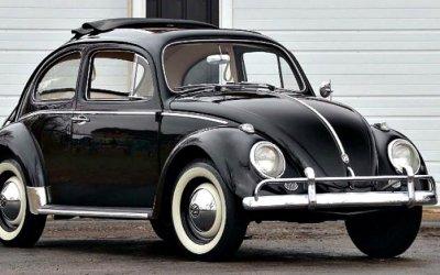 Volkswagen пытались лишить авторских прав на«Жука»