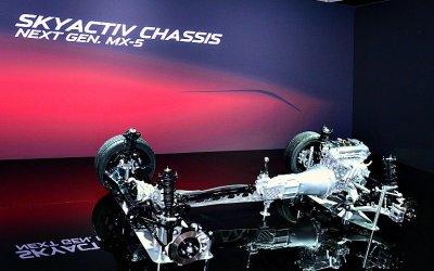 Mazda поделится платформой сLexus иToyota