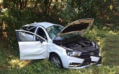 Женщина погибла в ДТП в Калининском районе