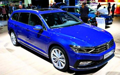 Volkswagen Passat для России: есть подробности
