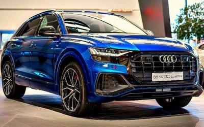 Audi Q8 получил новую версию исполнения