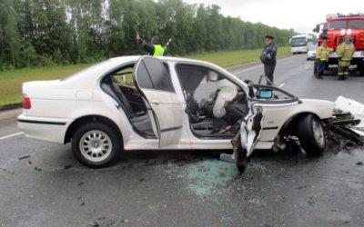 Молодые родители погибли в ДТП в Мордовии