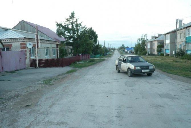 В Челябинской области машина сбила 4-летнего ребенка