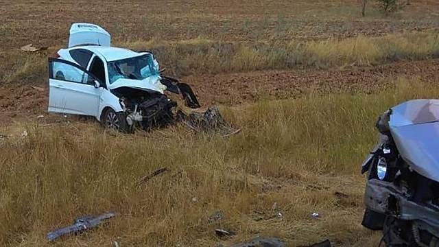 Шесть человек пострадали в ДТП в Калмыкии (2)