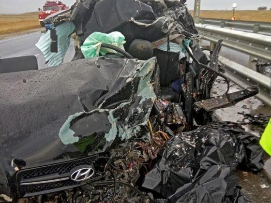 Двое детей погибли в ДТП в Крыму (3)