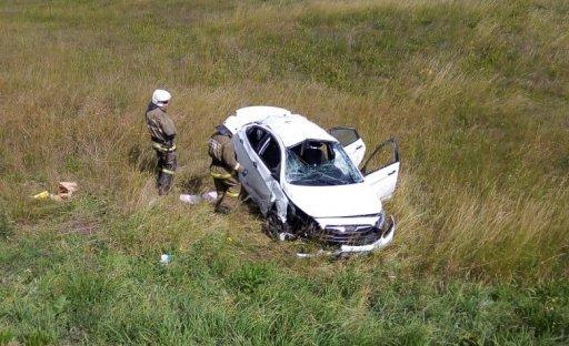 Женщина погибла в ДТП в Рязанском районе